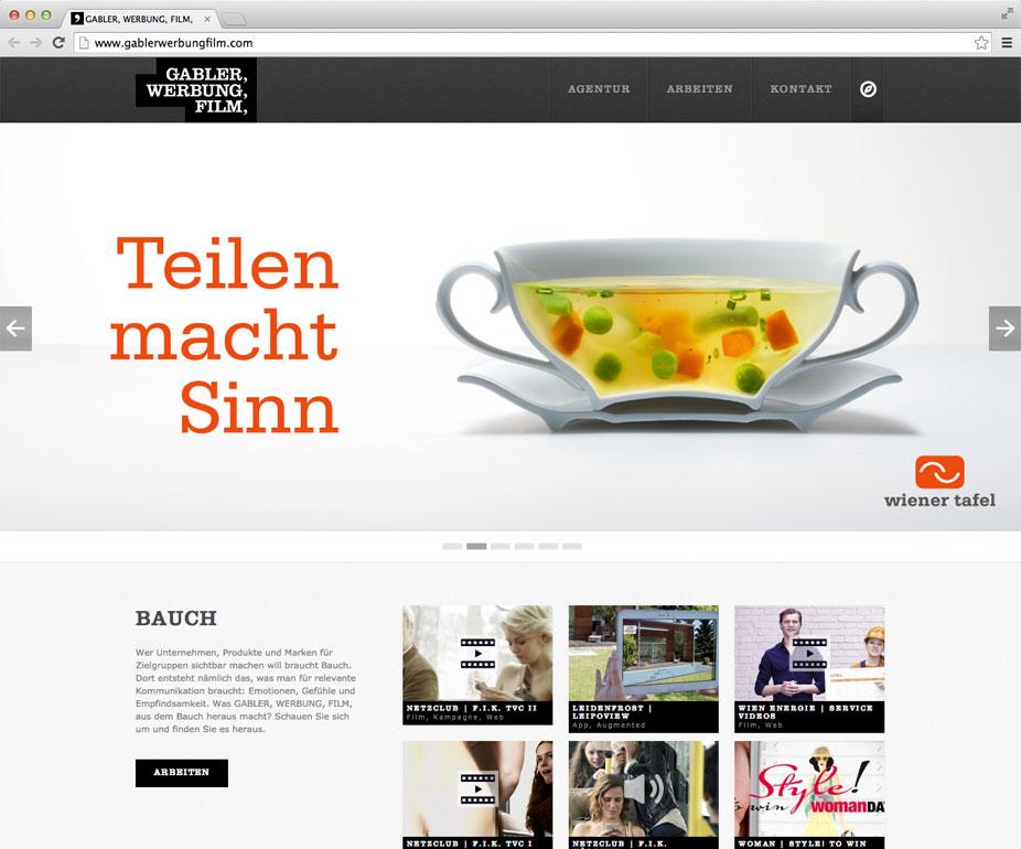 Einzelne Bauern Website